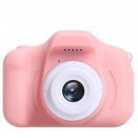 Детский фотоаппарат цифровой Star (Розовый)