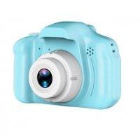 Детский фотоаппарат цифровой Star (Голубой)