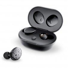 Bluetooth-наушники Partner/Olmio True TWE-05 сенсорные, влагозащищенные IPX6 черные
