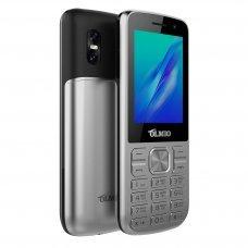 Телефон Olmio M22 серебро