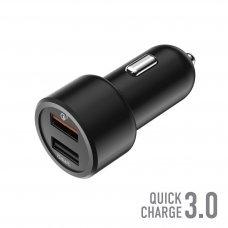 АЗУ Partner/Olmio 5.4A для USB Smart IC 30W двухпортовое