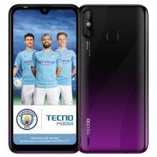 Смартфон TECNO Spark 4 Air (KC6) Royal Purple