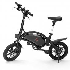 Электровелосипед Kugoo V1 7.5AH Jilong Черный