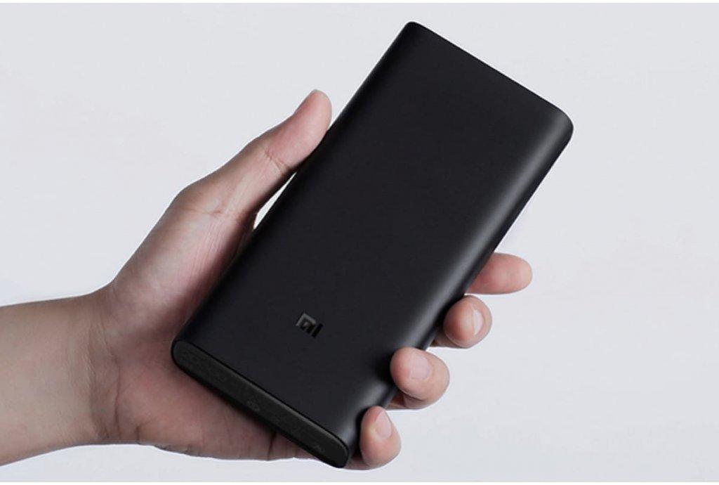 Зарядись по полной с Xiaomi Mi Power Bank 3 Pro